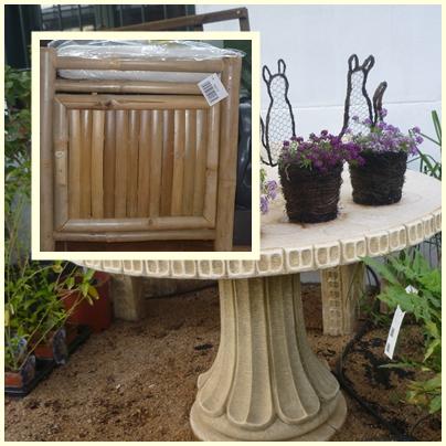 Elementos decorativos y mobiliario azalea jardiner a - Elementos decorativos para jardin ...